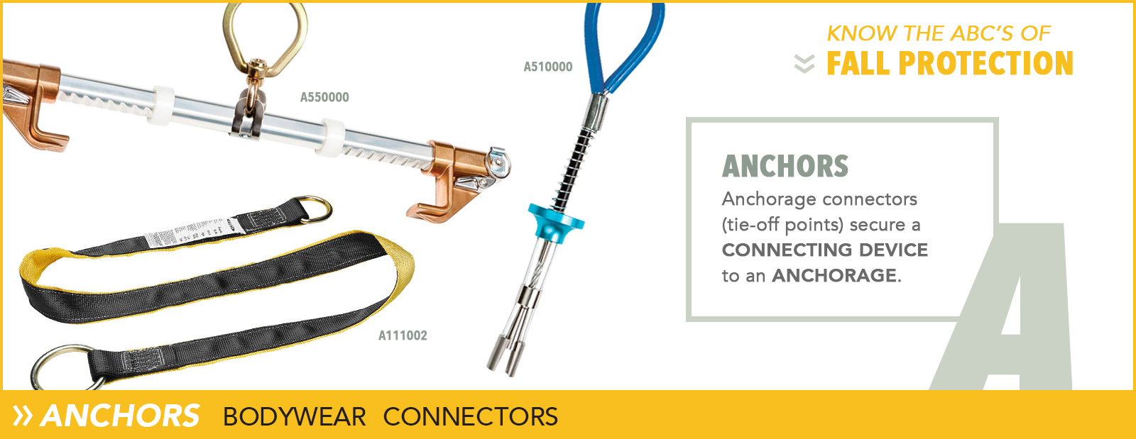 Fall Protection Anchors