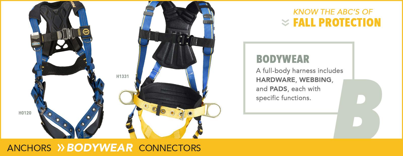 Fall Protection Bodywear