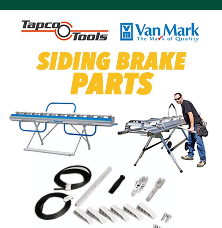 Tapco VanMark Brake Parts