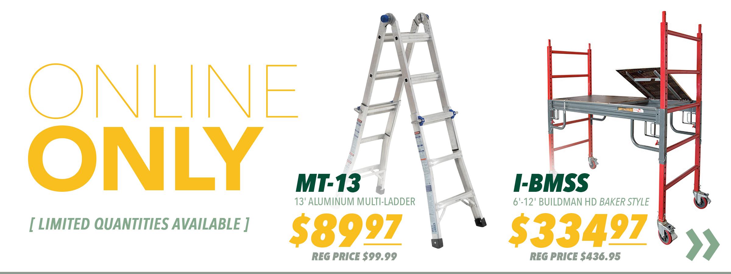 April Online Sale
